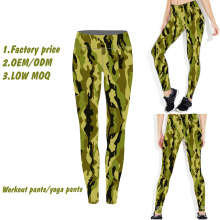 Sublimation Leggings Yoga Pants, Women Wholesale Yoga Pants, Custom Yoga Pants